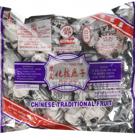 Chan Pui Ying Che Fruit Candy 14oz