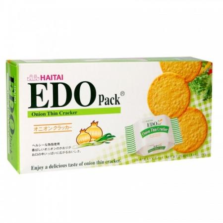 Edo Onion Flavor Crackers 5.6oz
