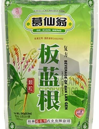 Ge Xian Weng Ban Lan Gen Tea 15pks