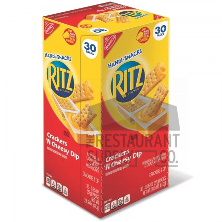 Nabisco Ritz Cheese & Crackers 30ct