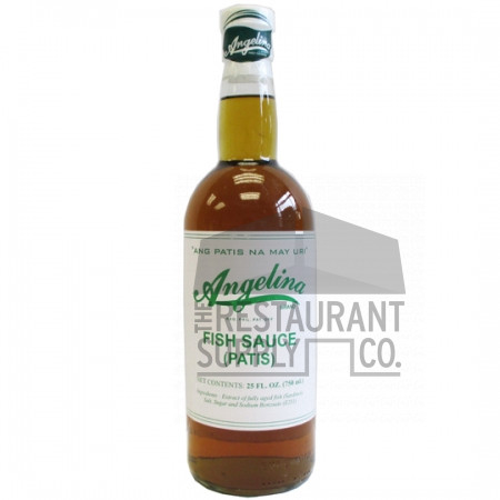 Angelina Fish Sauce 25oz