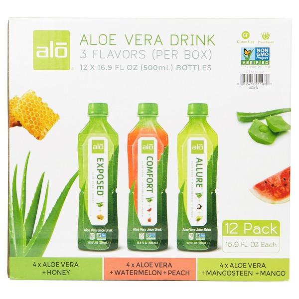 Alo Aloe Vera Variety 12pk