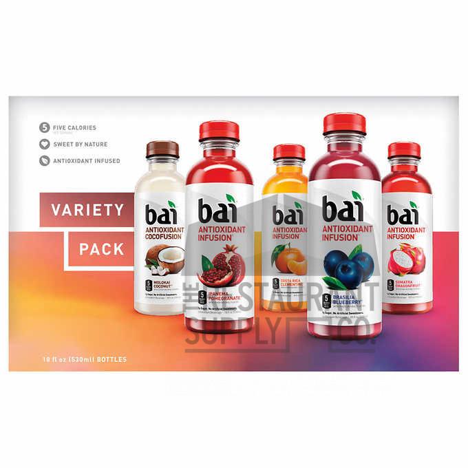 Bai Antioxidant Variety 18oz 15pk