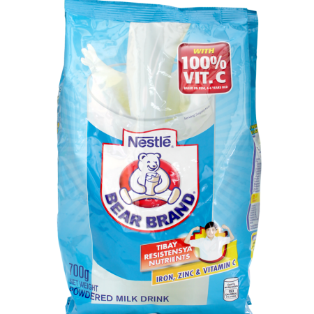 Bear Brand Powdered Milk Drink 700g