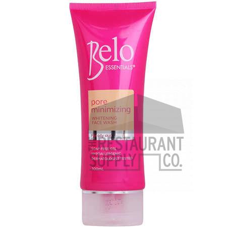 Belo Whitening Face Wash Pore Minimizing 100ml