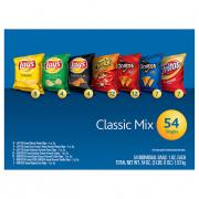 Frito Lay Classic Mix 54ct