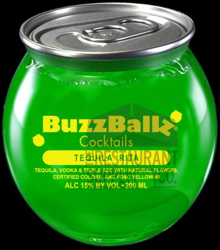Tequila 'Rita BuzzBallz 200ml