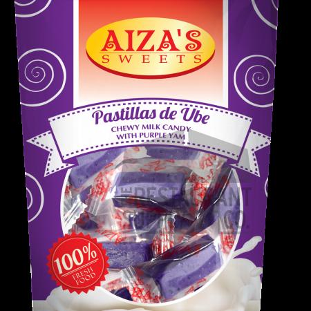 Aiza's Sweets Pastillas de Ube 20pcs