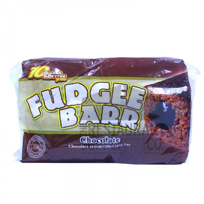 Suncrest Fudgee Barr Chocolate 10pk