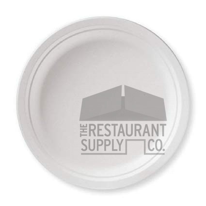 Compostable 6 Inch Plates 125ct