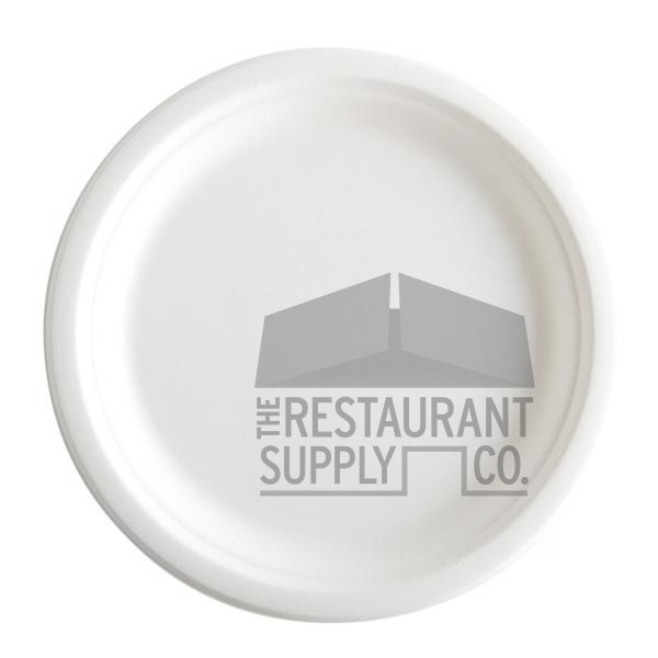 Compostable 9 Inch Plates 50ct