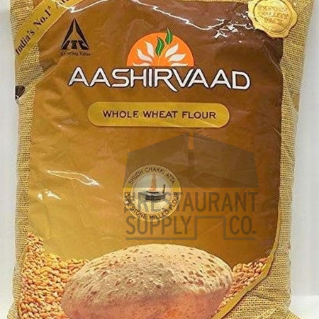 Aashirvaad Whole Wheat Flour 10lbs