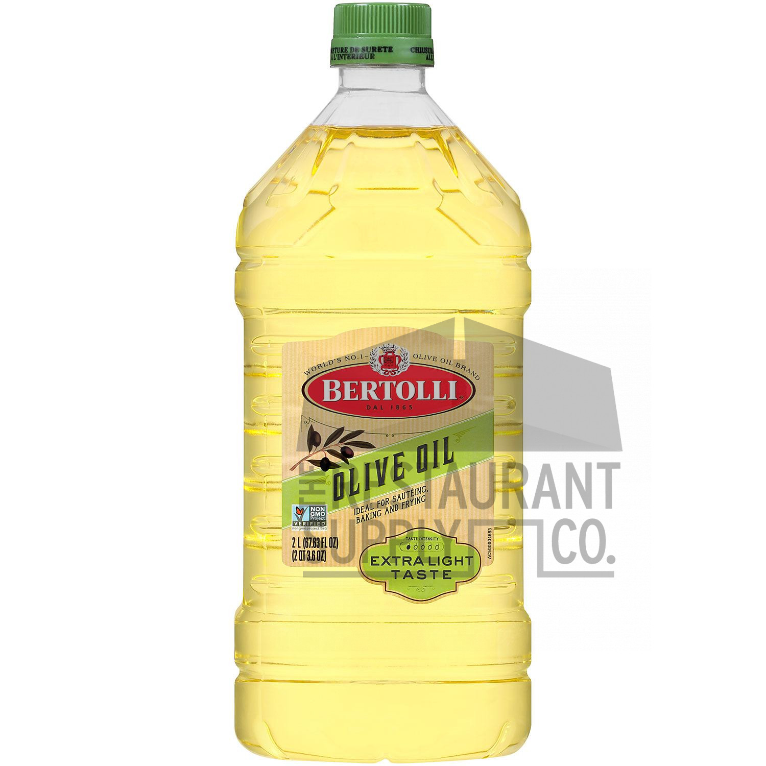 Bertolli Extra Light Olive Oil 2 Liter