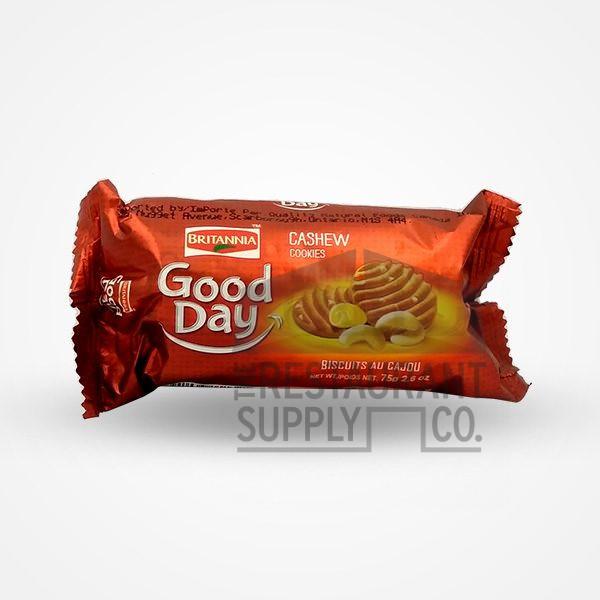 Britannia Good Day Cashew Cookies 75g