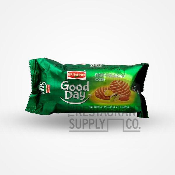 Britannia Good Day Pistachio Almond Cookies 75g