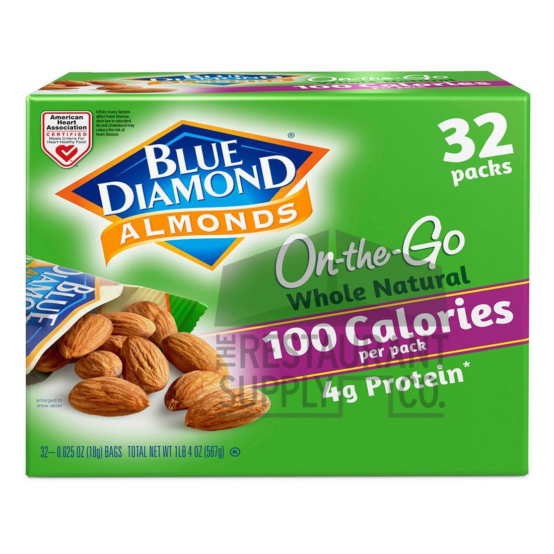 Blue Diamond Almonds 32ct