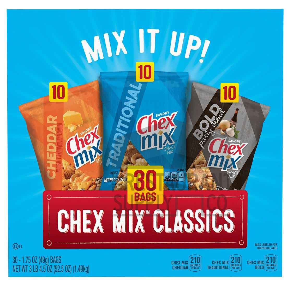 Chex Mix Variety 30ct
