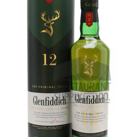 Glenfiddich 12Year Liter