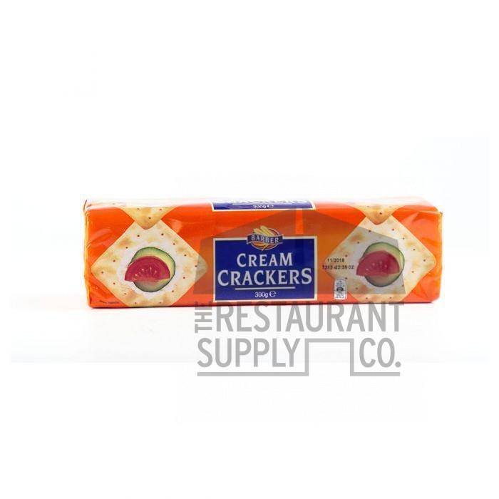 Barber Cream Crackers 300g