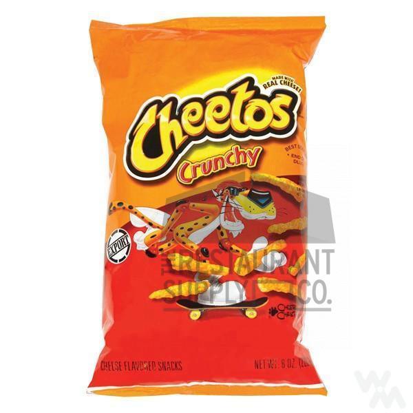 Cheetos Crunchy 8oz