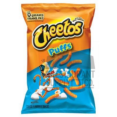 Cheetos Jumbo Puff 9oz