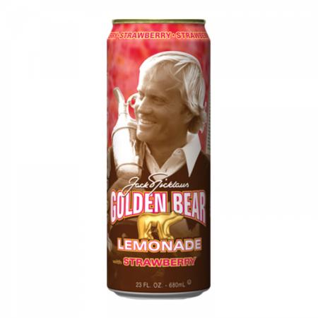 Arizona Golden Bear Strawberry Lemonade 23oz