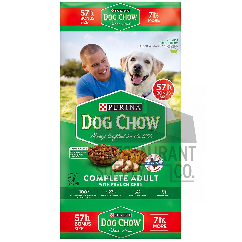Purina Dog Chow 57lbs